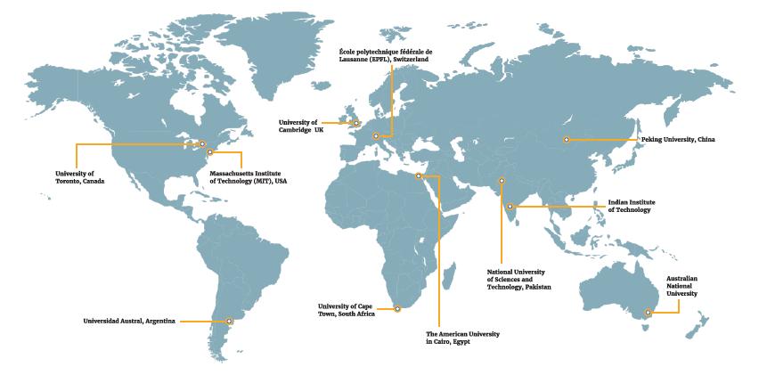 IGCSE Map