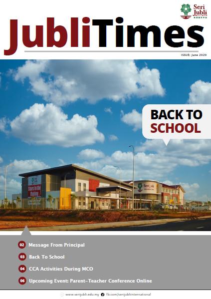 Jubli Times June 2020