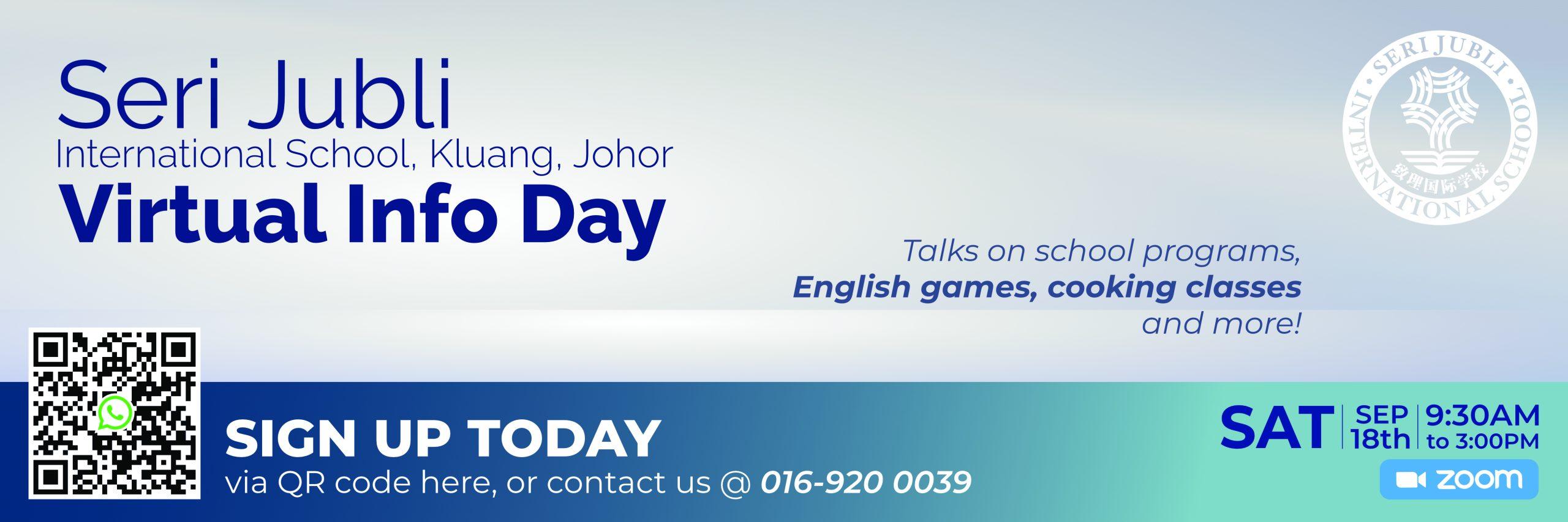 SJ Virtual Info Day